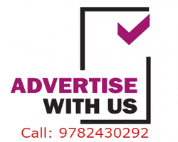 Advertise With Us Call: 9782430292